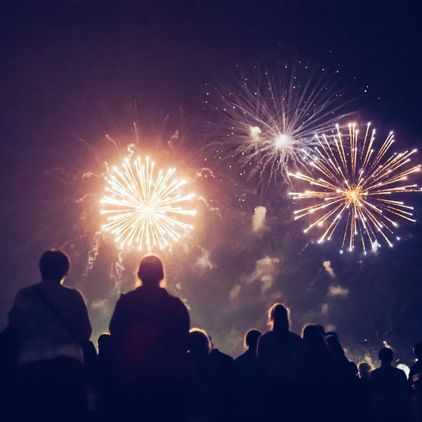 Fireworks To Music