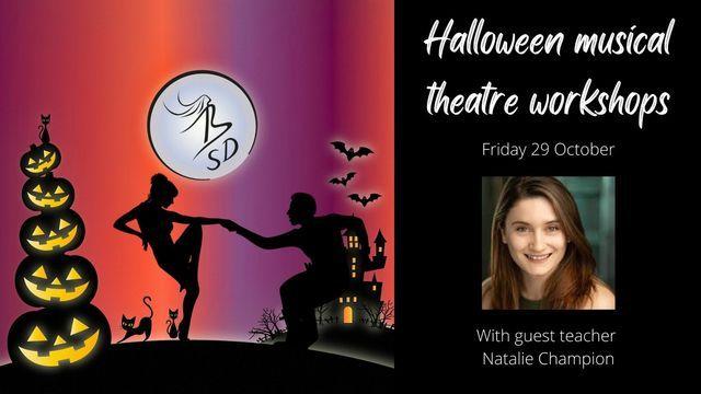 Halloween Musical Theatre Workshops