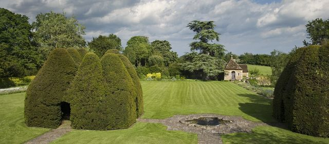 Great Chalfield Manor and Garden