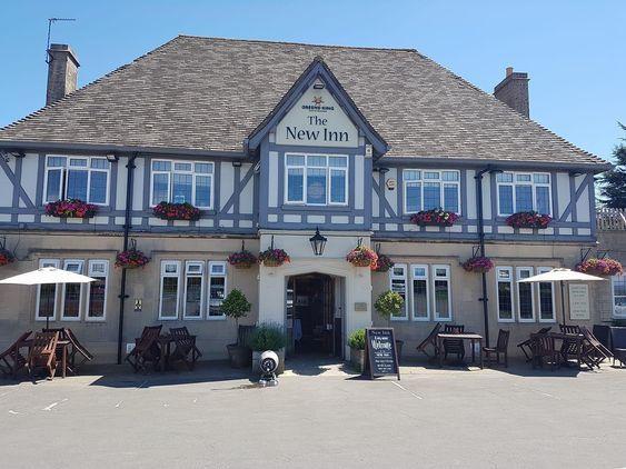 New Inn Farmborough