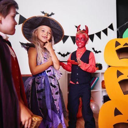 BAPP's Spooky Party