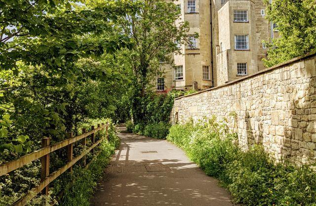 Bath Riverside Path