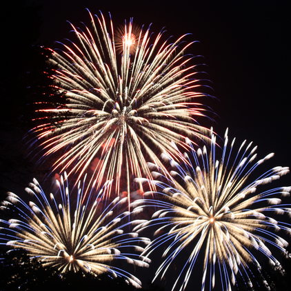 Magical Movie Fireworks