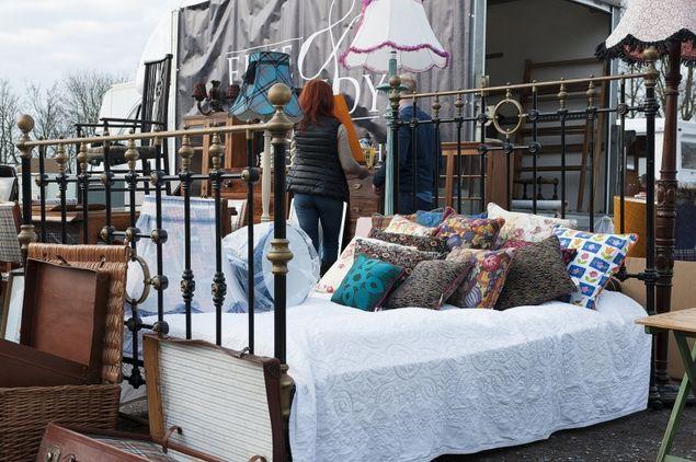The Giant Shepton Flea Market