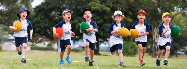 Rugby Tots -  Oldfield Rugby Club
