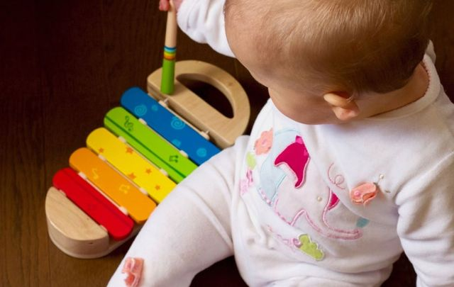 Baby Bounce & Rhyme - Redland Library