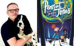 Rob Biddulph: Peanut Jones And The Illustrated City