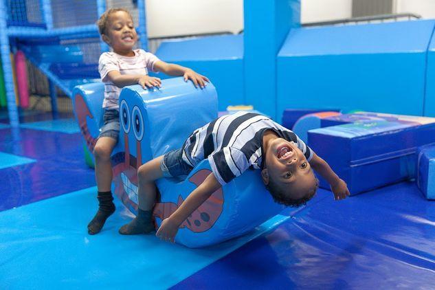 Soft Play at Leisure At