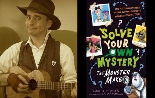 Gareth P. Jones: Solve Your Own Mystery