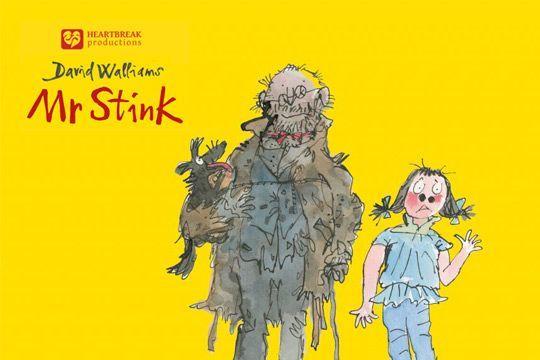 Mr Stink At Tuckwell Amphitheatre