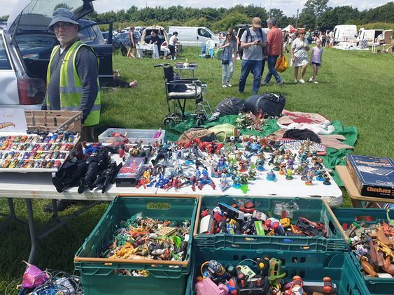 Southam Car Boot