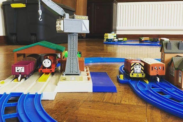 Trainmaster Cheltenham