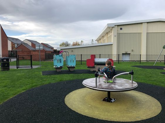 YMCA Sports Centre Play Area