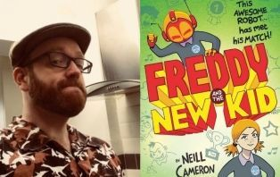 Workshop: How to Make Awesome Comics With Neill Cameron
