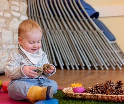 Nurturing Beginnings - Baby Explorers