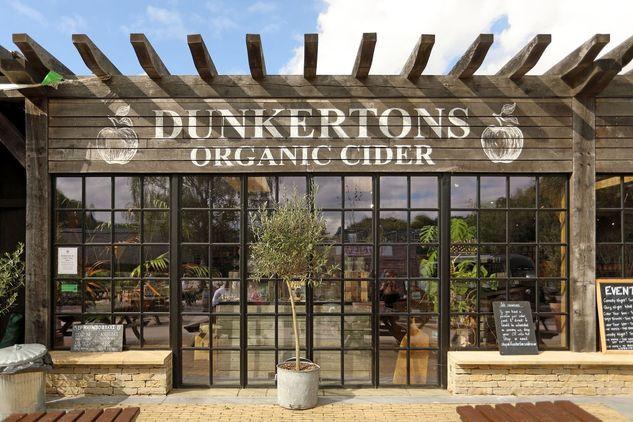 Dunkertons Cider Apple Day Festival