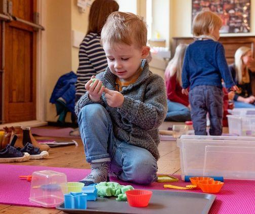 Nurturing Beginnings - Crafty Explorers