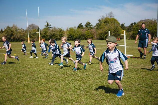 RugbyTots Bournside School