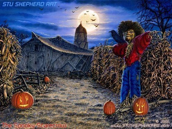 Leckhampton Scarecrow Trail