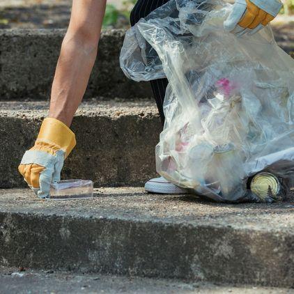 St Paul's Monthly Litter Pick