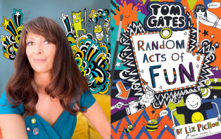 Liz Pichon: Tom Gates