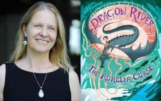 Cornelia Funke: Dragon Rider