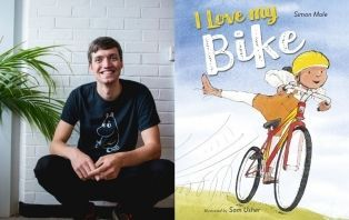 Poems & Pedals: I Love My Bike with Simon Mole