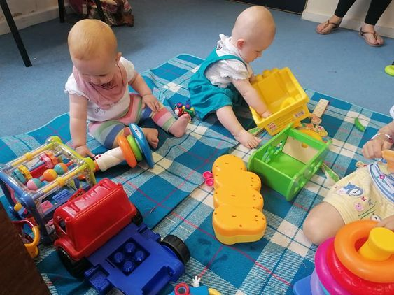 Little Pebbles Toddler Group