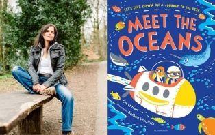 Caryl Hart: Meet The Oceans