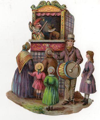Victorian Seaside Crafts