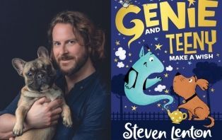 Steven Lenton: Genie And Teeny Make A Wish