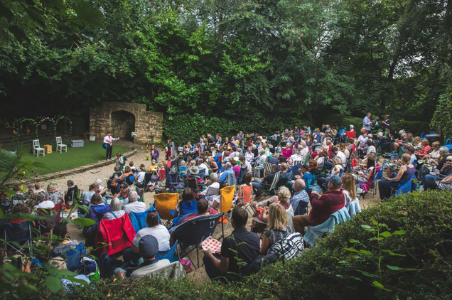 Tuckwell Open-Air Theatre Festival
