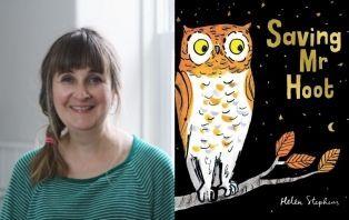 Helen Stephens: Saving Mr Hoot