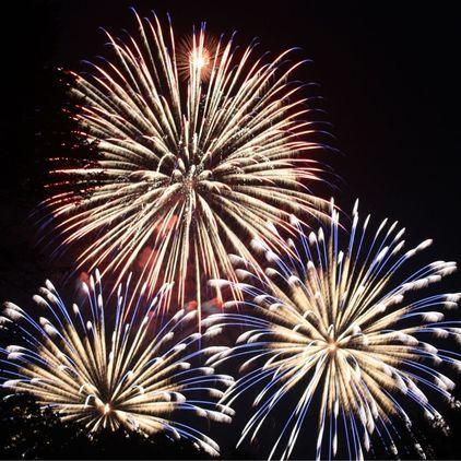 Fireworks from Shurdy PTFA