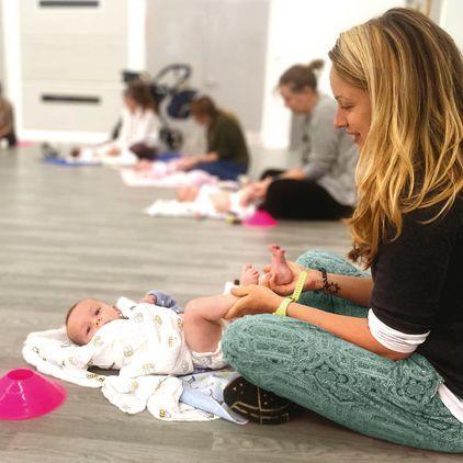 Busylizzy Baby Massage