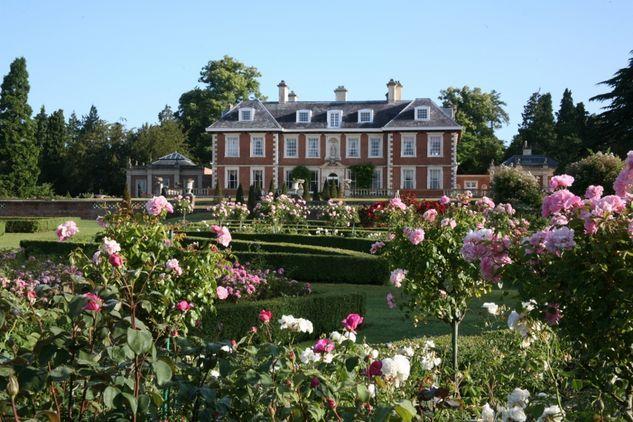 Highnam Court Open Garden