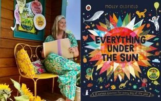 Molly Oldfield: Everything Under The Sun