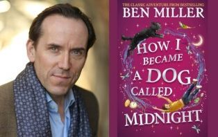 Ben Miller: How I Became A Dog Called Midnight