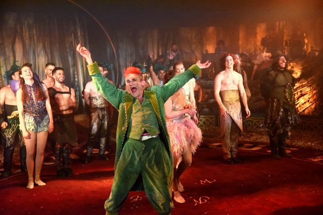 The Hooley - Giffords Circus - Barrington