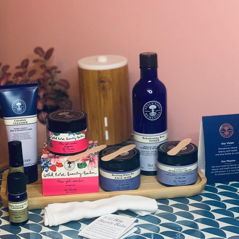 Neal's Yard Remedies Organic - Katie Chapman