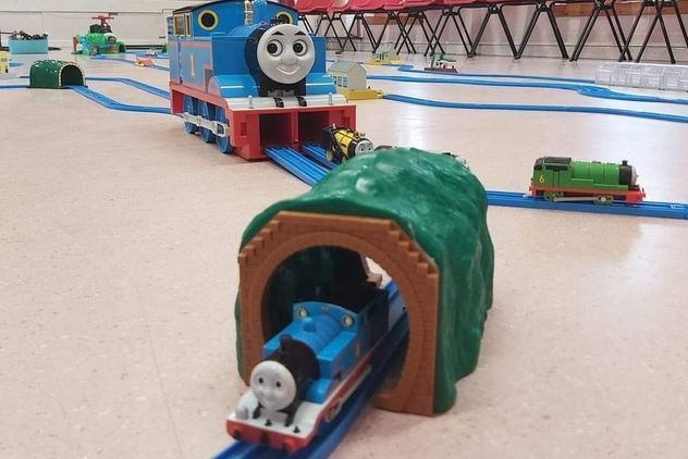 Trainmaster Gloucestershire - Play Session