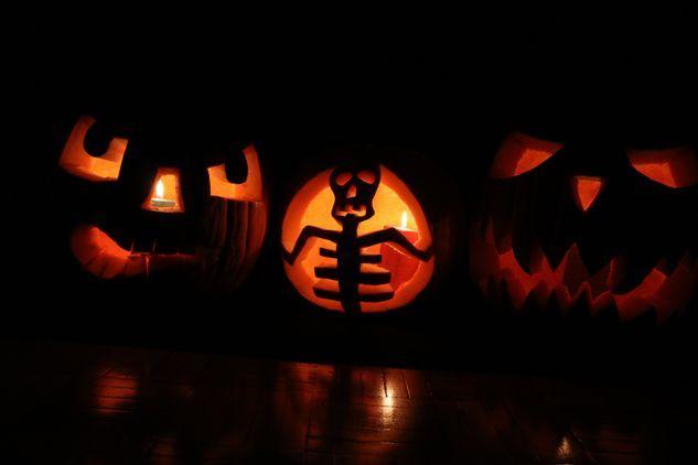 Spooky Centurions Halloween