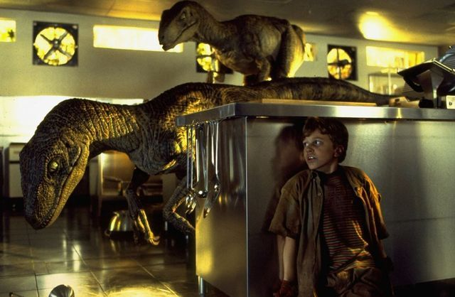 Open Air Cinema: Jurassic Park (PG)