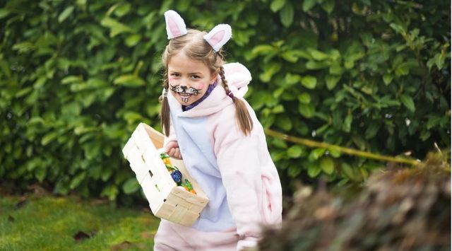 Cerney House Gardens Easter Hunt