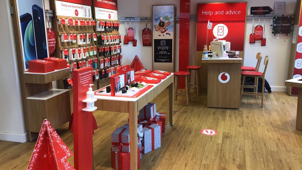 Vodafone Cirencester