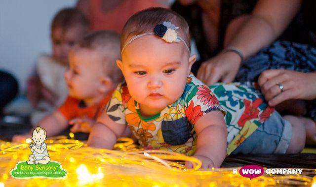 Baby Sensory | The Xcel Centre