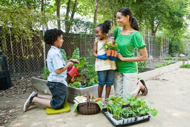 Spencer's Retreat Family Planting