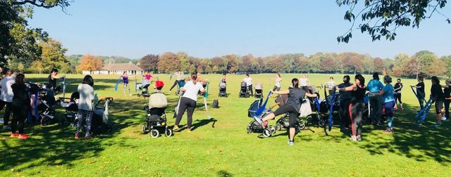 Buggy Workout at War Memorial Park