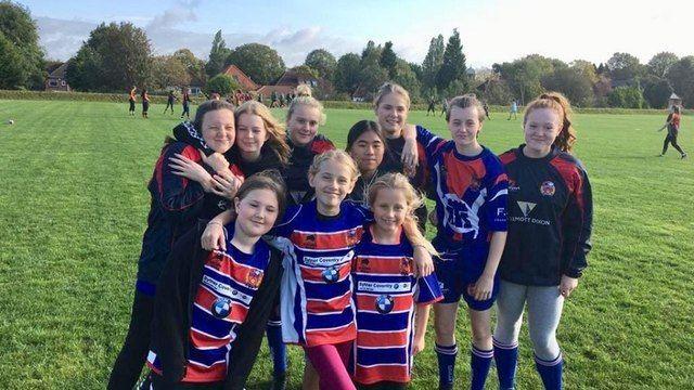 Kids Rugby at Keresley RFC