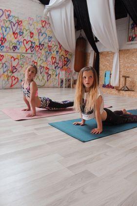 Kids Yoga with Rossana